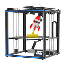 Tronxy Newest Upgraded X5SA PRO 3D Printer CoreXY DIY OSG Double Axis External Guide Rail and Titan Extruder Flexible Material