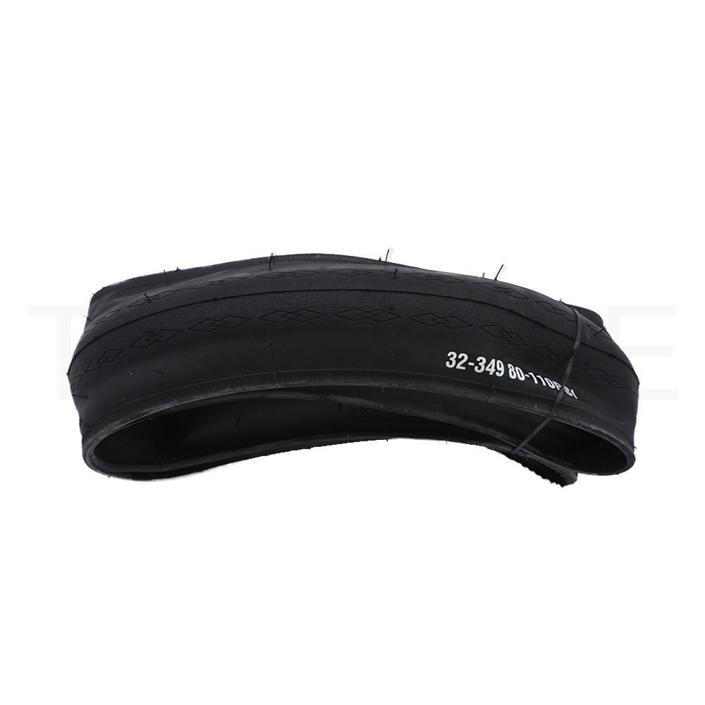 "TWTOPSE 16 ""349 neumático de bicicleta para Brompton neumático de bicicleta plegable 80-110PSI 120TPI Anti perforación ultraligero 205g bicicleta de ciclismo neumáticos"