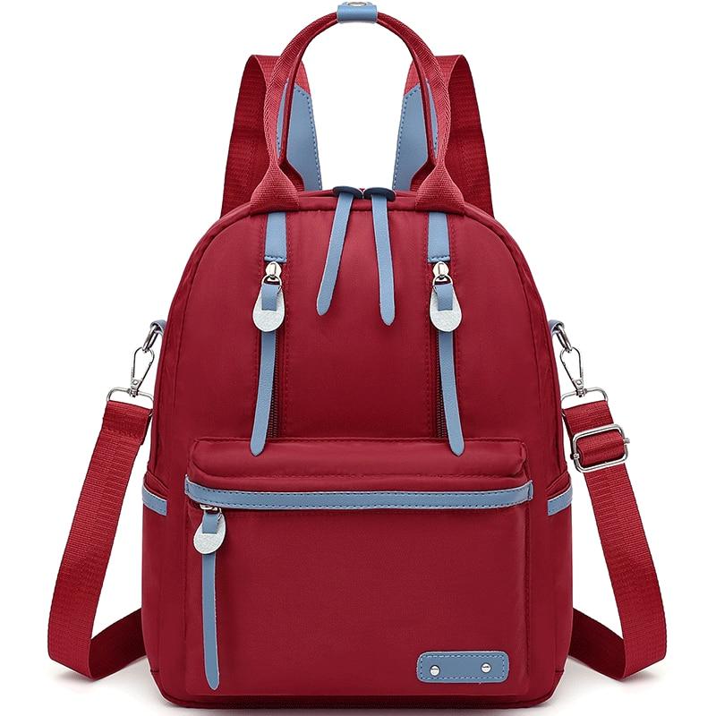 Фото - Женские холщовые рюкзаки Sac, многофункциональный женский рюкзак, женский рюкзак, Женский Школьный рюкзак, рюкзак в консервативном стиле для... рюкзак женский solo 221 489