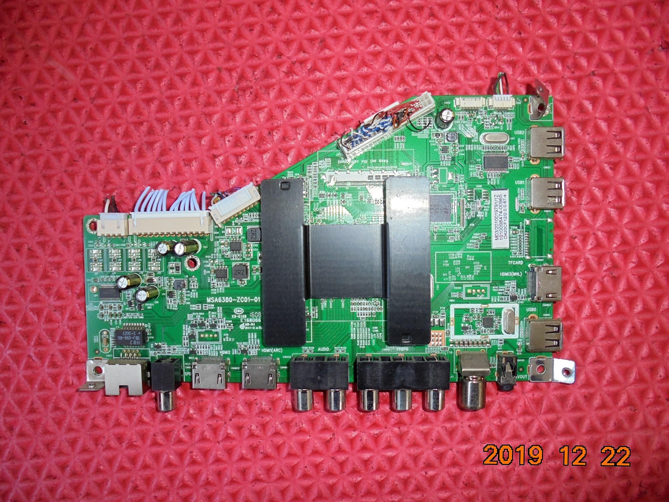 LE42B310G LCD tablero principal de TV MSA6380-ZC01-01 pantalla V420HJ2-P01
