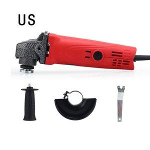 Multifunctional Angle Grinder EU/US Grinding Machine Electric Cutting Machine Polishing Hand Wheel Compact Tool