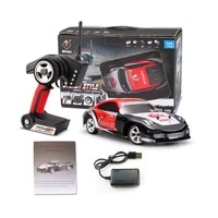 wltoys k969 k989 128 2 4g 4wd 30kmh high speed rc car toy 4 channels 130 brushed motor electric remote control racing car toy