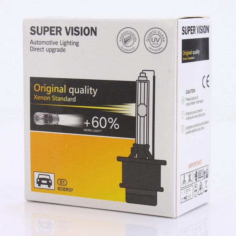 MGTV light 2 uds 12V 35W bombilla HID del CBI Xenón HID faro D1S D2S D3S D4S D1R D2R D3R D4R lámpara de xenón luz 4300K 6000K 8000K