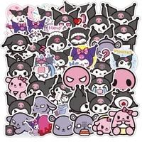 103050 pcs anime cartoon cute animal graffiti laptop skateboard guitar waterproof sticker decoration wholesale