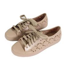 SWYIVY femmes caoutchouc bottes de pluie chaussures chaussures plates imperméables 2020 printemps été noir/blanc baskets femmes dames bottes de pluie décontracté