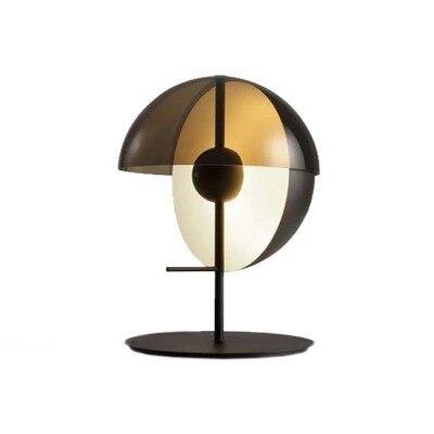 Lámpara de suelo para sala de estar, dormitorio, arte, estudio, sensics, nórdico, Hemisferio posmoderno