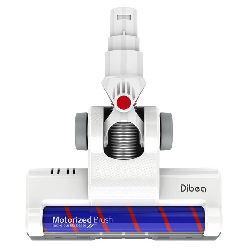 Dibea aspiradora, filtro de cepillo de suelo, aspiradora, colgador de conducto, cepillo para ácaros, succión para DW200 Pro