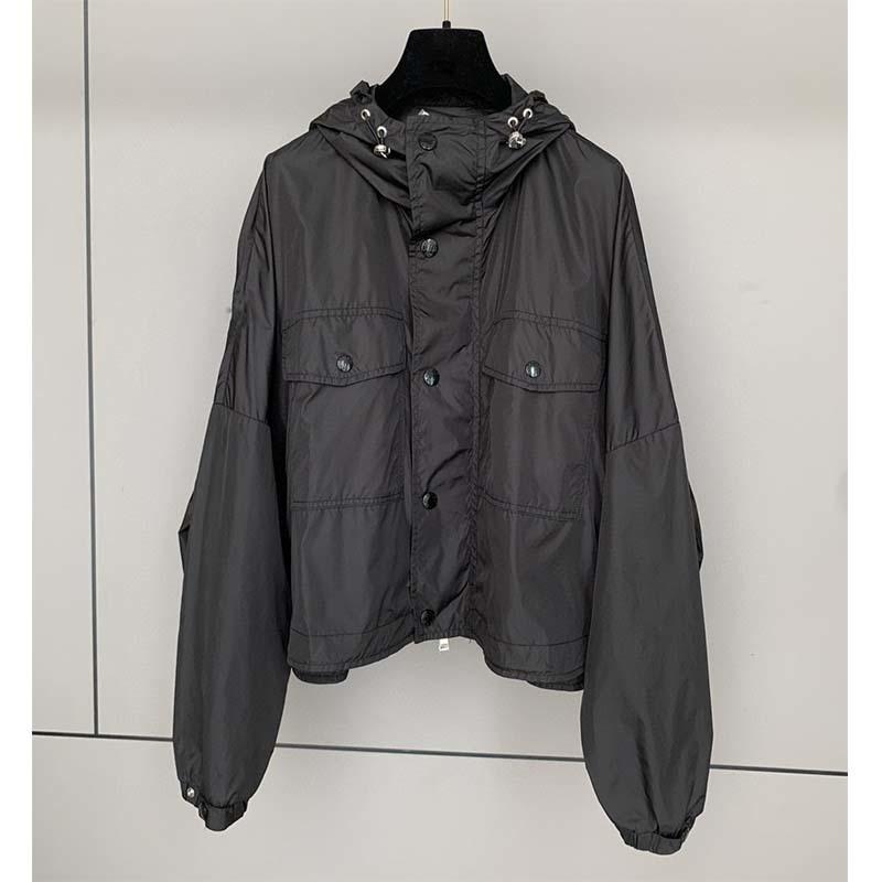 Jacket 2021 New Women Summer Windbreaker Sun Protection Clothing Thin Coat Female Sports Jacket Hood