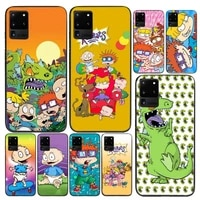 chuckie finster reptar soft phone case for samsung a32 51 71 31 40 30s 21s galaxy s9 10 20 plus note9 10pro 20 20ultra