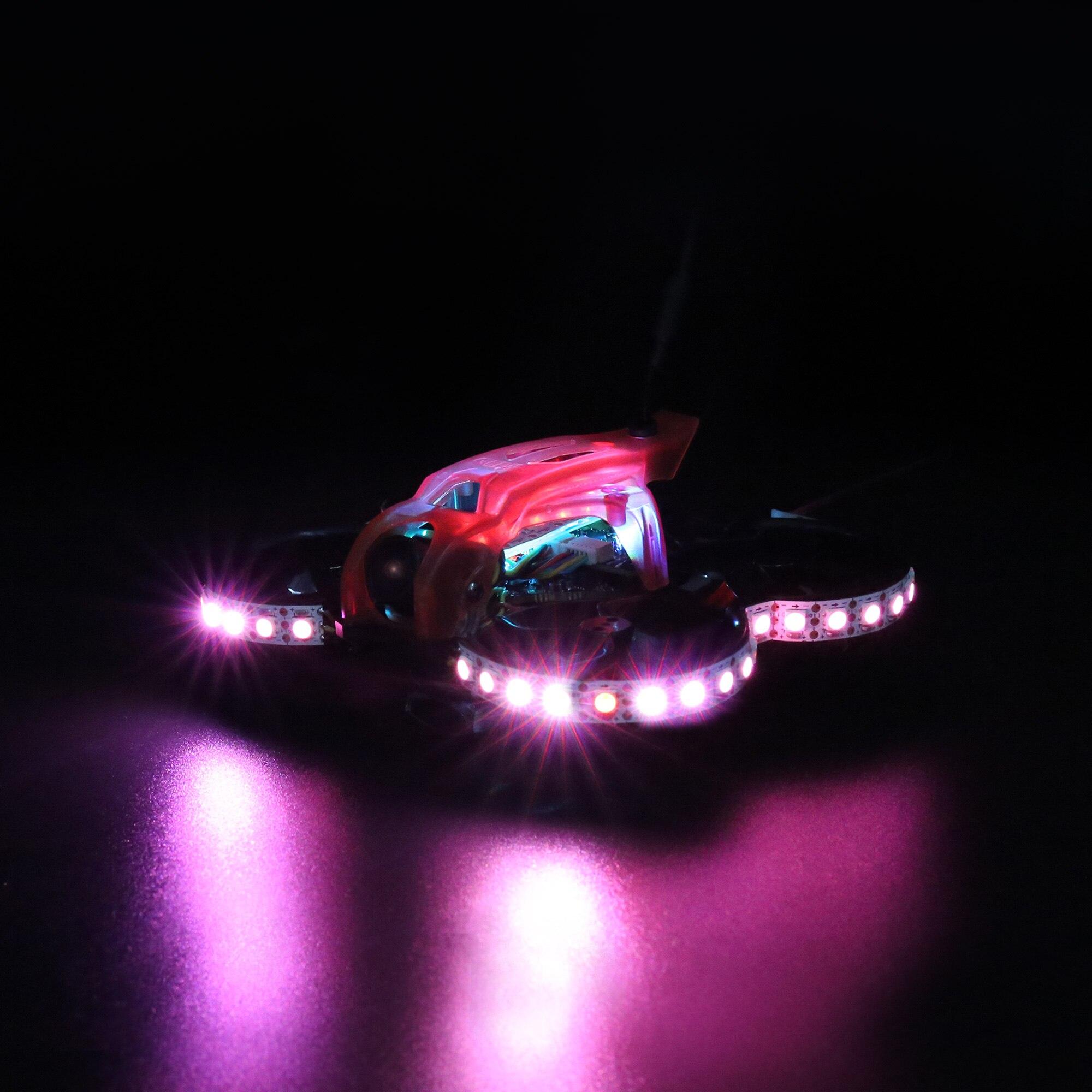 GEPRC TinyGO светодиодный FPV Whoop RTF GEP-12A-F4 200 мВт Runcam Nano2 GR1102 10000KV 79 мм Дрон GR8 пульт дистанционного управления 4,3 дюймов очки