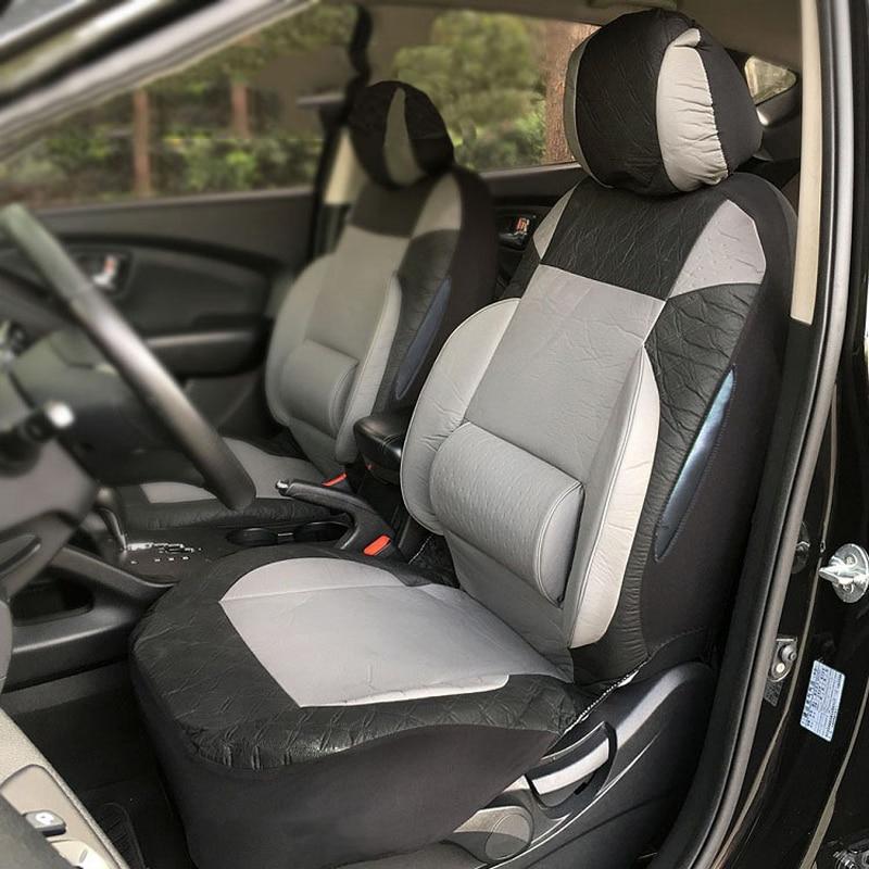 Funda de asiento de coche, funda de asientos para Mercedes W460 W461 W463 X164 Gl X204 W201 W202 W203 W204 W205 W251 de 2018 2017 2016 2015