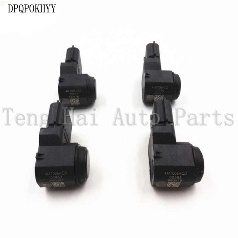 DPQPOKHYY 4X OEM Original aparcamiento PDC Sensor para Hyundai i40 4MT006HCD 95720-3Z000
