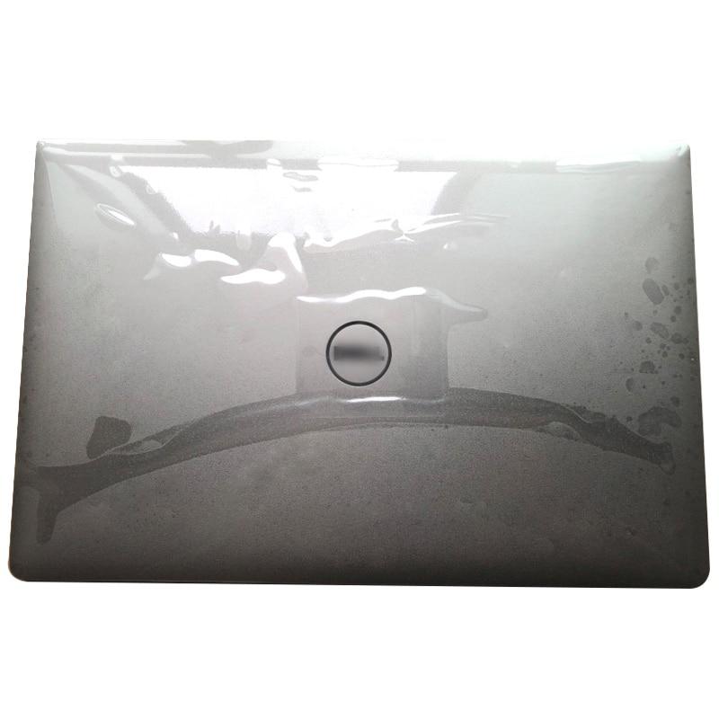 Novo para dell xps 15 9550 9560 portátil lcd capa traseira/base inferior caso j83x5 0j83x5 0yhd18 yhd18