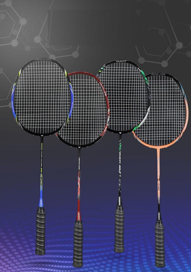 yonzhenx 2017 new 3u badminton rackets super light g3 high tension full carbon professional badminton racquet with original bag 2pcs Professional Badminton Rackets Set Ultra light Double Badminton Racquet Titanium Alloy Lightest Playing Badminton whole