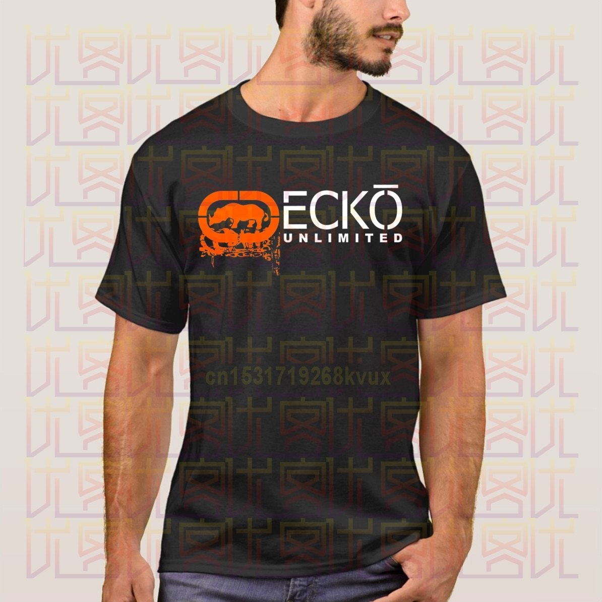 Ecko-unltd Unlimited Streetwear camiseta 2020 nuevo verano hombres de manga corta Popular camiseta Tops increíble Unisex