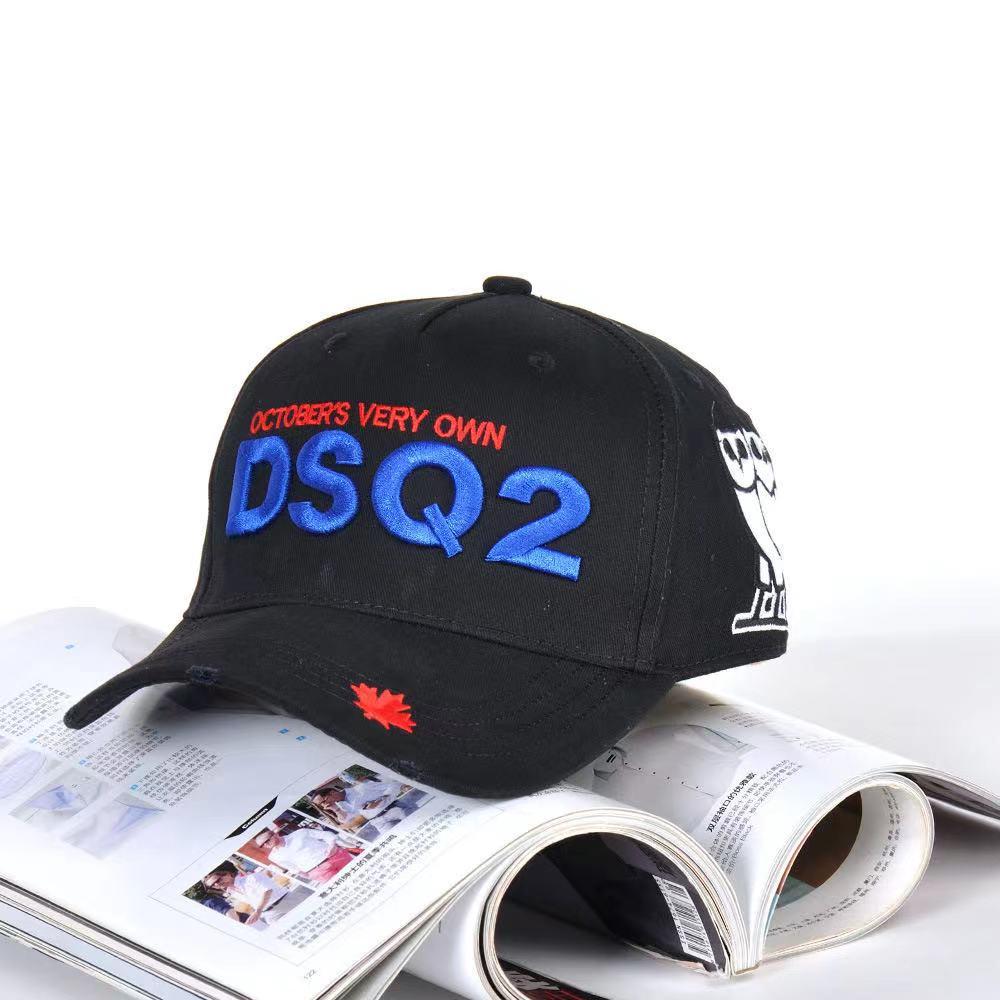 2021 итальянская брендовая бейсбольная кепка dsq s, Черная Мужская бейсболка s, хлопковая Регулируемая Бейсболка унисекс DSQ2 с буквой s, зеленая К...