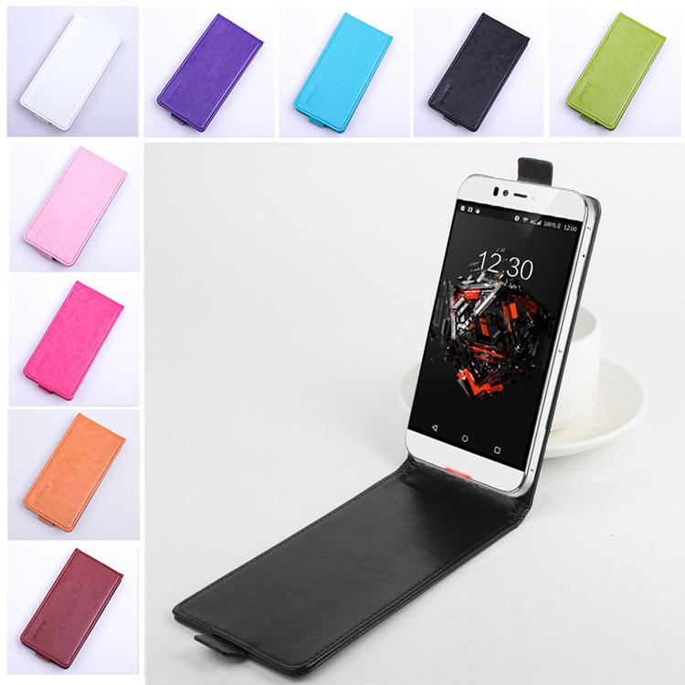 Original Baiwei marca de cuero de la PU caso para Umi hierro magnético de tapa para Umi de hierro de la bolsa del teléfono 9 colores en stock