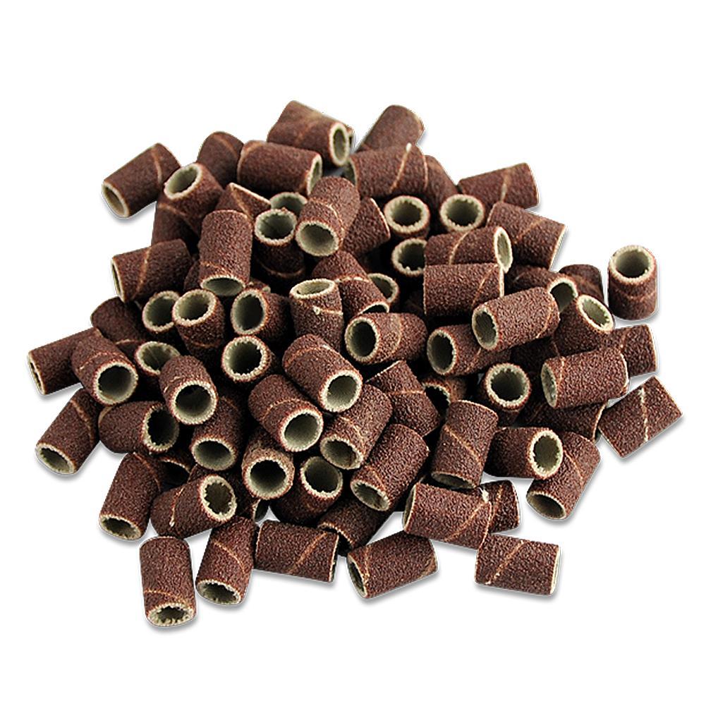 50 stks / partij gemonteerd cilindrische slijpkoppen schurende mouwen - Schurende gereedschappen - Foto 4