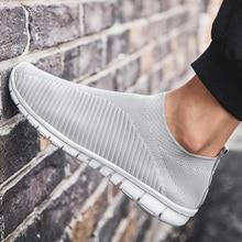 vertvie Mesh Men's Casual Vulcanize Shoes Non-slip  Sneakers Sport Fashion Footwear Unisex Shoes Lov
