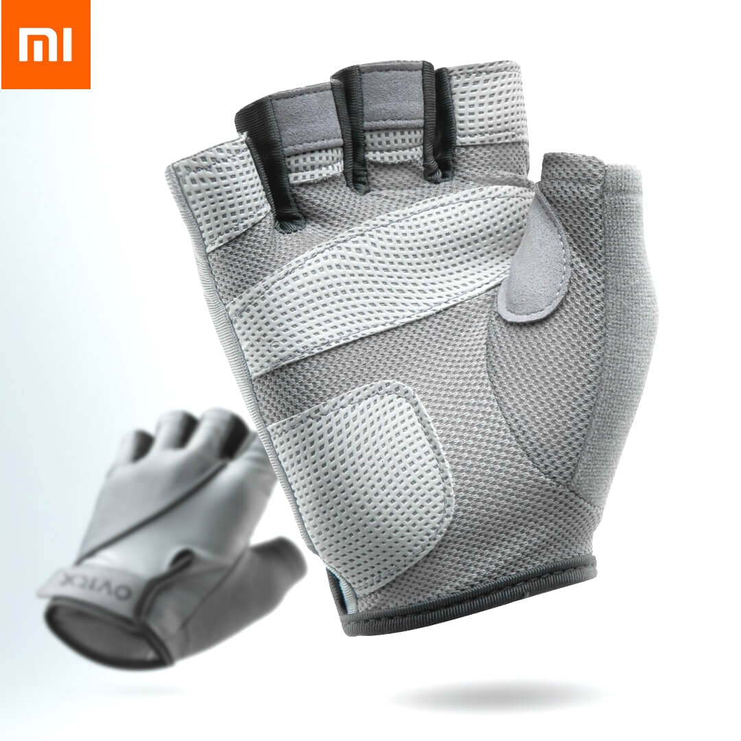 Original Xiaomi mi guantes Sgym Fitness hombres mujeres mi ttens mano bicicleta al aire libre entrenamiento físico Xio mi casa guantes de deporte
