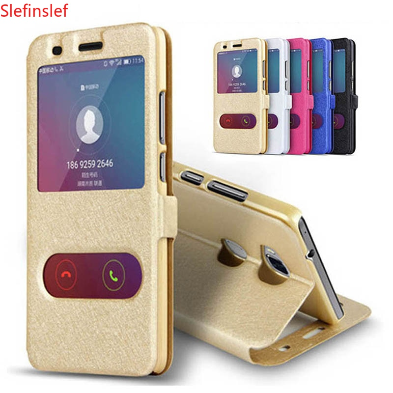 Flip Funda de cuero para LG X Power 2 V30 K3 K4 K8 K7 K10 2017 K8 K10 2018 G8 G7 G6 G5 G4 Q6 Q8 ventana cubierta de la bolsa del teléfono Celular