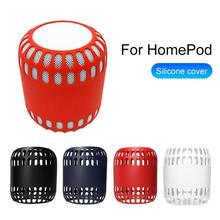 Bluetooth Music Player Speaker Silicone Anti-Fall Durable Shockproof Protective Cover