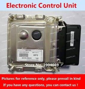 For Hyundai Elantra Landau Renner TUCSON Electronic Control Unit//ME17.9.11 ECU/39101-2B875/39103-2B043/39103-2B250/39103-2B283