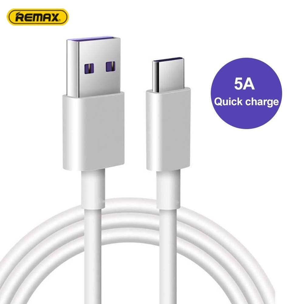 5A Fast Charging USB Type-C Cable High Quality Data Transmission Line Mobile Phone for Huawei Mate10 P20