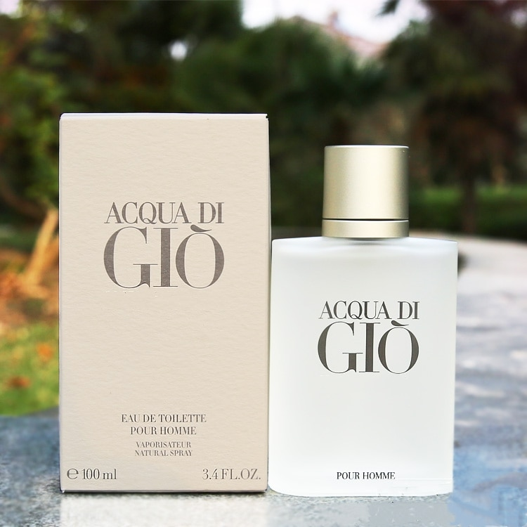 Man Parfum ACQUA DI GIO EAU DE TOILETTE Long Lasting Original Cologne Fragrance High Quality Parfums Homme Vaporisateur Spray