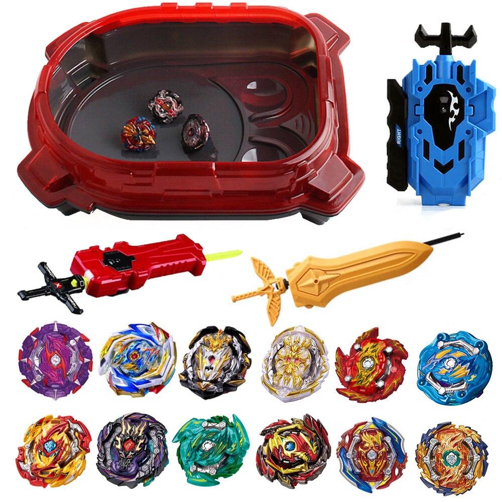 Set caliente estadio para beyblades Metal Fight Bey blade Metal Bayblade estadio regalos para niños juguete clásico para niños 421756
