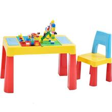Per Bambini enfants Y Silla Avec Chaise destuaire plastique jeu maternelle Mesa Infantil étude pour Bureau Enfant enfants Table