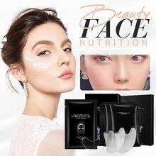 5Pcs Beauty Face Nutrition Wrinkle Removal Sticker Face Forehead Neck Eye Sticker Pad Anti Wrinkle A