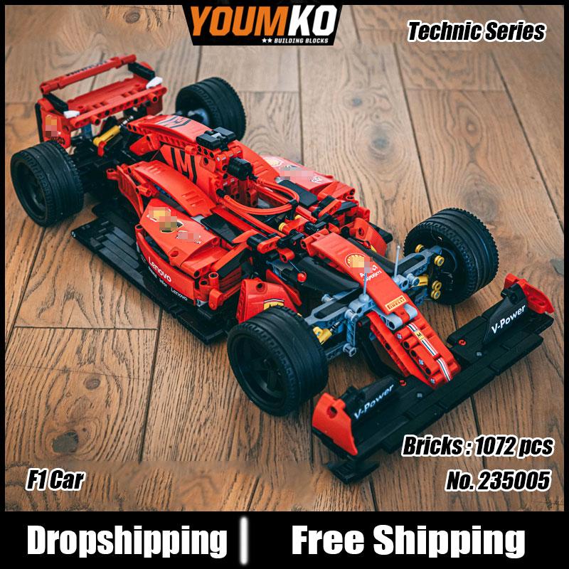 high-tech-series-tutto-f1-supercar-red-racing-car-creator-building-blocks-1072pcs-mattoni-giocattoli-educativi-set-di-modelli-regalo