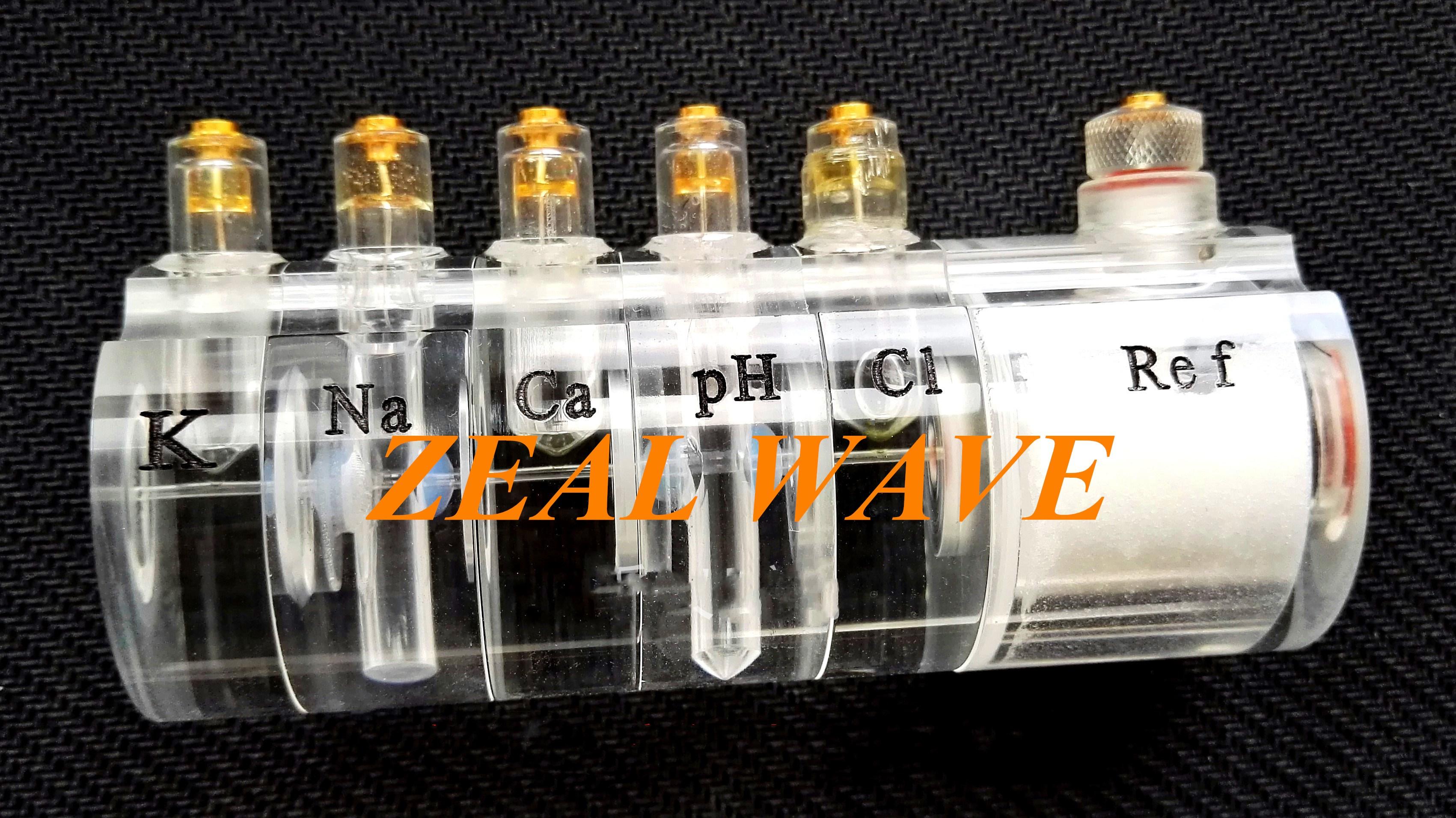 XUNDA-قطب كهربائي, موديل 685 محلل إلكترود 905 موديل K Na Cl Ca pH Ref قطب مرجعي XUNDA موديل 685 إلكتروليتي.