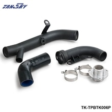 AUDI TTS FSI TK-TPBTK006P 용 VW R20 골프/Scirocco R/2006 용 하이 플로우 터보 방전 변환 키트