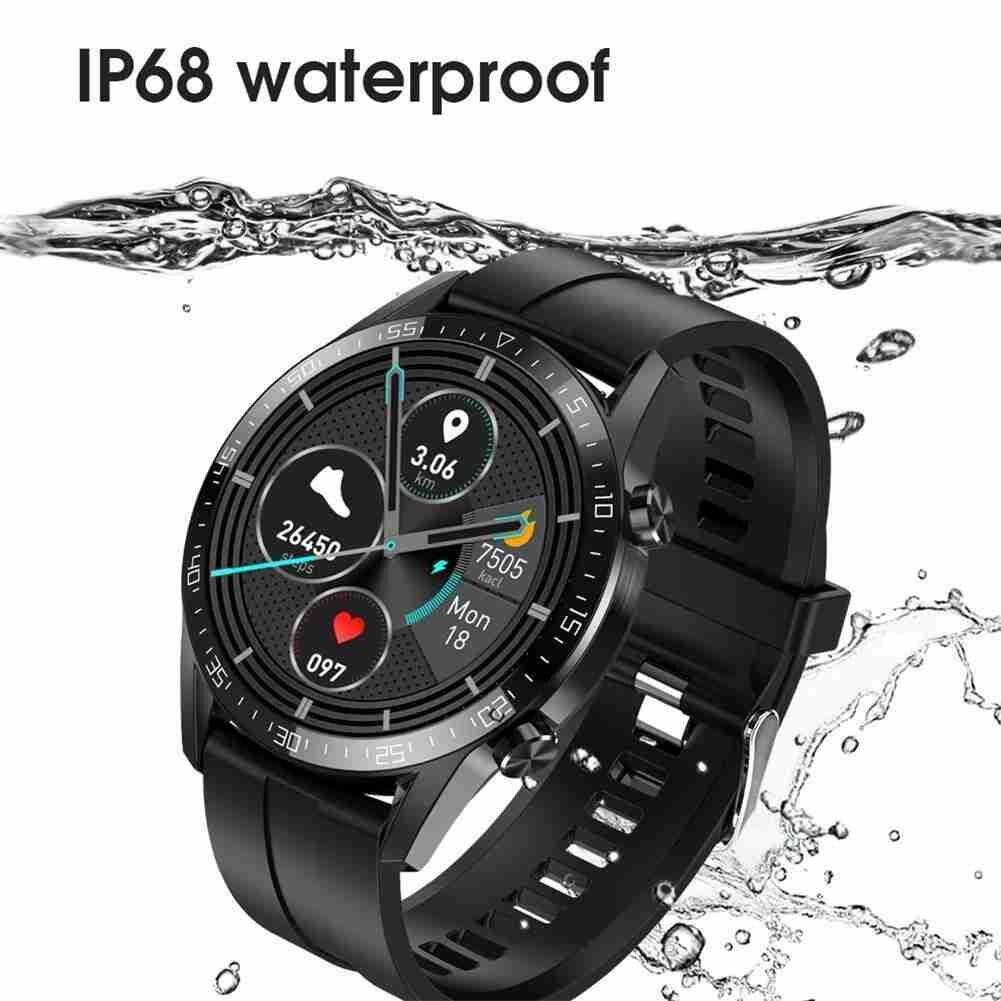 T03 Smart Bracelet Watches Temperature Measurement Watch Uninterrupted Detection IP68 Waterproof L13