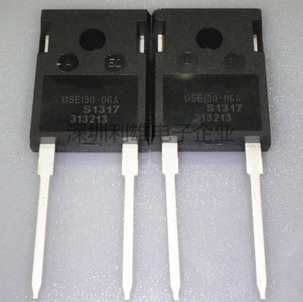 Новый оригинальный 5 шт./лот DSEI30-06A TO-247