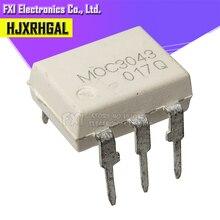 10PCS MOC3043 DIP6 DIP fotoaccoppiatore nuovo originale