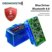 Bluetooth ELM327 V1.5 V2.1 OBD2 сканер автомобильный диагностический инструмент для iPhone и Android Faslink X бесплатное обновление