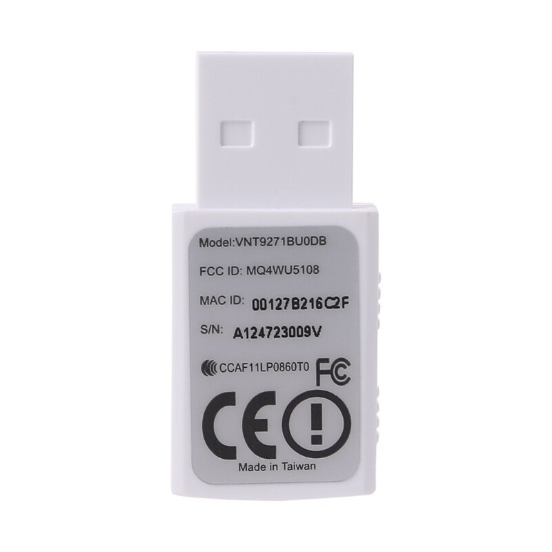 Atheros AR9271-Chipset ROS, tarjeta de red inalámbrica USB, adaptador WiFi para Windows...