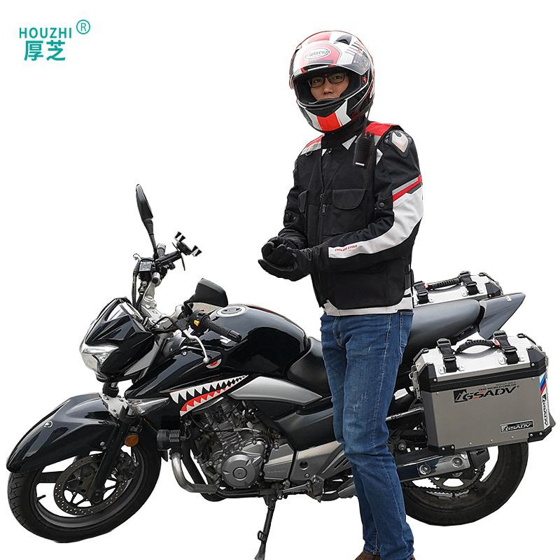 Security Reflective Vest Warp Knitting Cloth Construction Traffic Cycling Wear Reflective Safety Clothing enlarge