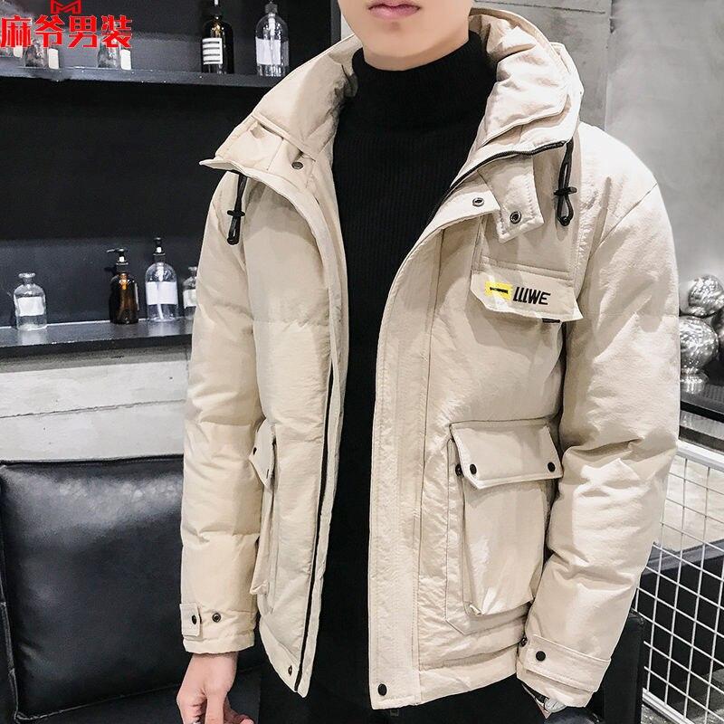 [Зимняя распродажа] рабочая одежда, пальто, Мужская зимняя одежда с хлопковой подкладкой
