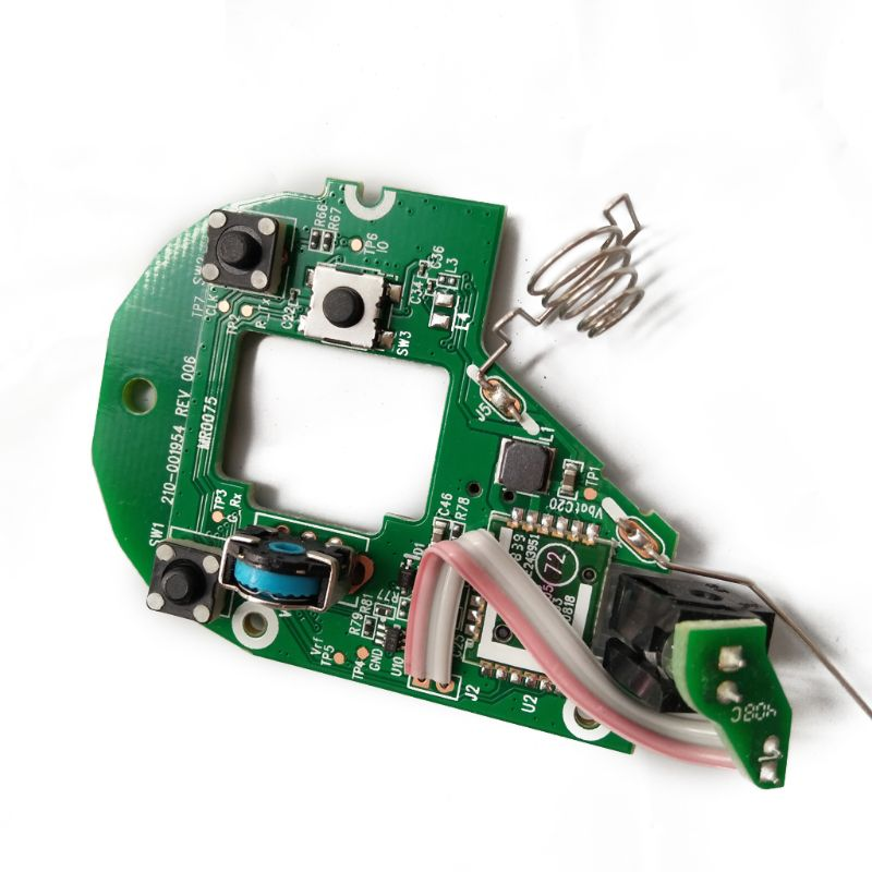Repair Parts Mouse Motherboard Mouse Circuit Board for logitech repple M350 Wireless Mouse