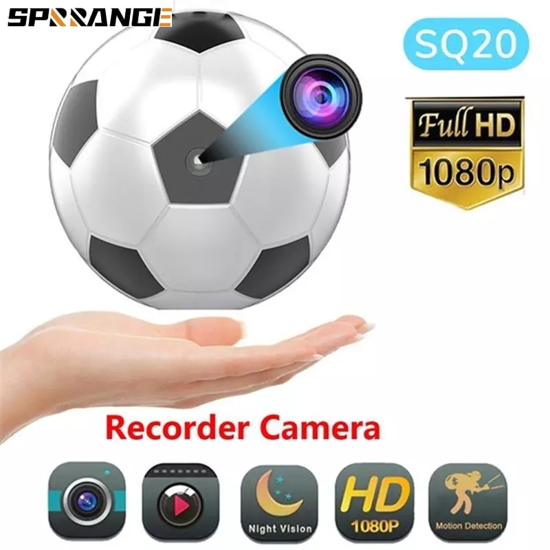 Mini Camera Action Kamera  Zewnetrzna Micro Consumer Camcorders Deportiva 4k Filmadoras camaras securite fotografica Small SQ20