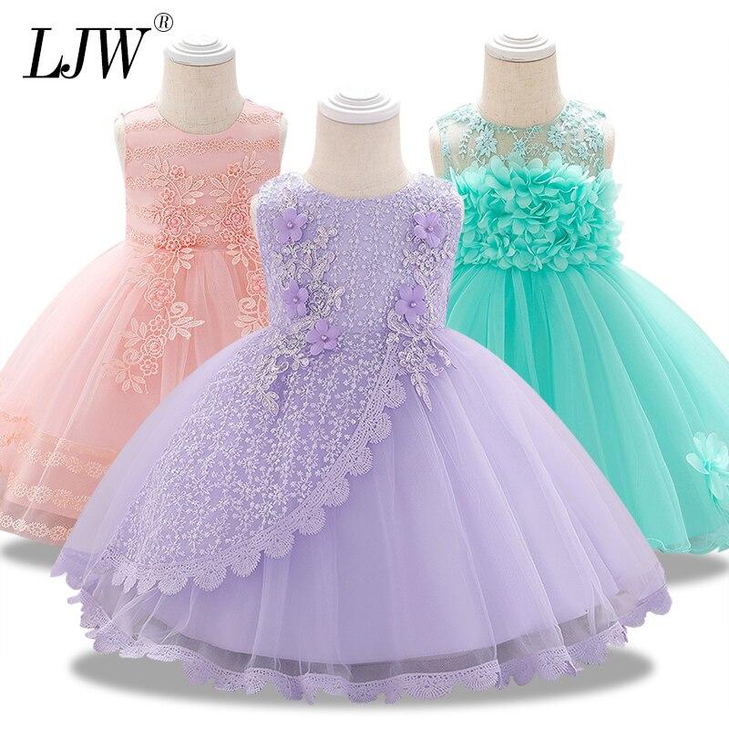 Вечернее платье для дня рождения для маленьких девочек; Костюм для маленьких девочек; Одежда для маленьких девочек; Летнее платье-пачка принцессы; 1 год