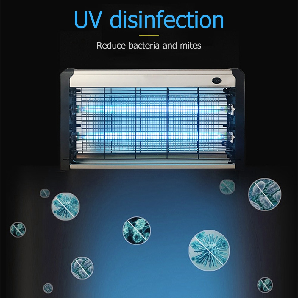 20/30 Вт УФ озоновый бактерицидный осветитель Kill Mite Eliminator лампа для дезинфекции спальни трубка UVC бактерицидный свет стерилизующий свет