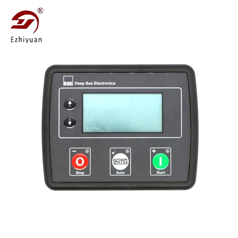 وحدة تحكم بالمولد الديزل الأصلي DSE4520 MKII وحدة التحكم 4520 المحرز في الصين