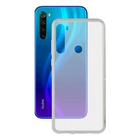 Mobile cover Xiaomi Redmi Note 8 Contact Flex TPU Transparent