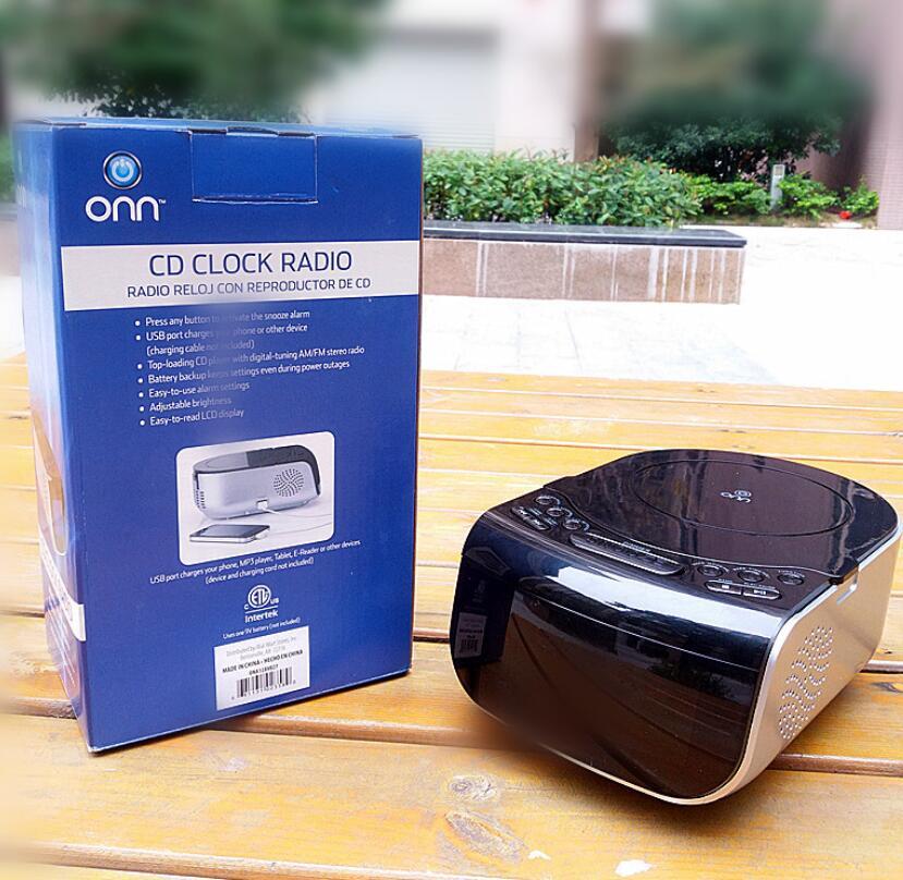 FM AM Radio Speaker Timing Boot CD Player CD Player English Disc Player Clock Control Radio Prenatal Education CD Player enlarge