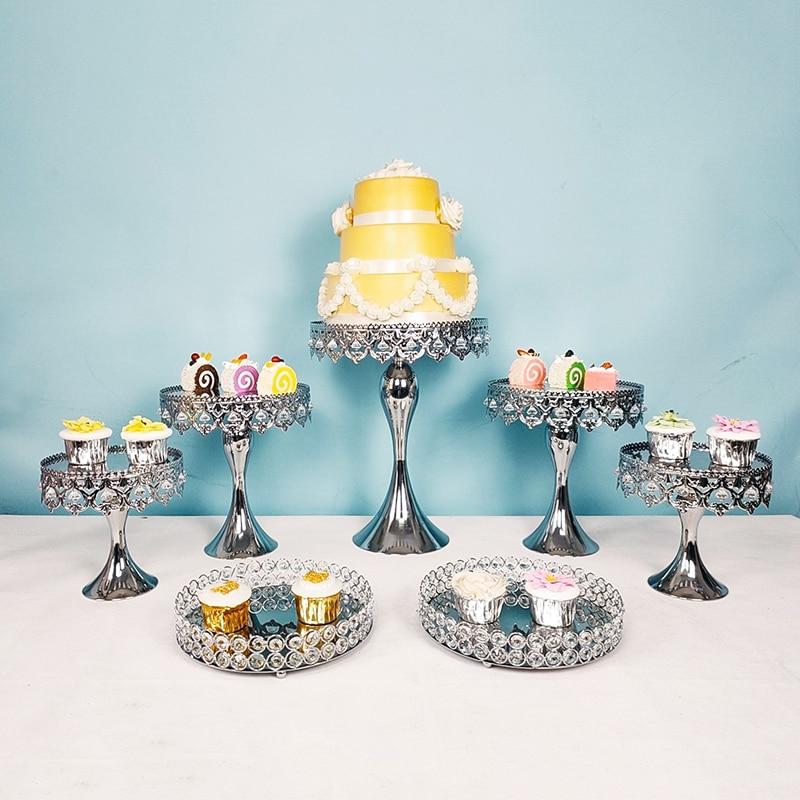 Серебряная миска с фруктами для украшения дома, свадебные принадлежности, подарочные принадлежности, десертная полка